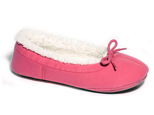 Ballet Style House Slippers