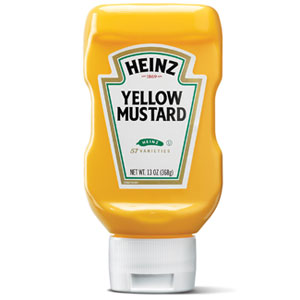 Heinz Yellow Mustard Review300 x 300 jpeg 13kB
