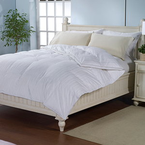 sears cannon 300 tc stripe down alternative comforter