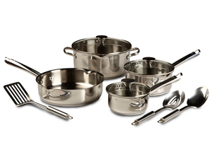 Wearever Cook Amp Strain Stainless Steel Cookware 255 Review
