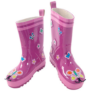 Kidorable Butterfly Rain Boots Review