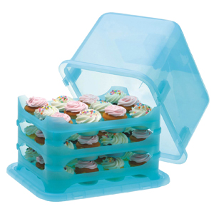 Cupcake Carrier For Childrens