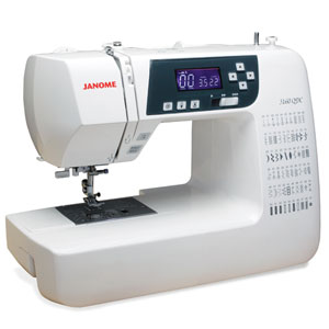 Janome 3160 Quilter's Décor Computer Sewing Machine Review : sewing machines for quilting reviews - Adamdwight.com