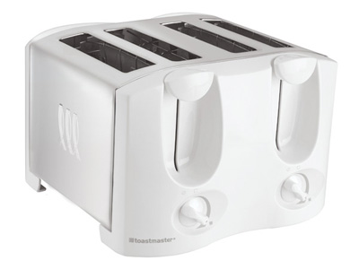 Toastmaster 4 Slice Toaster Model T2040W Review