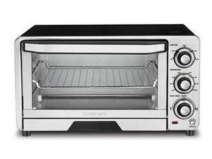 Attractive Cuisinart Custom Classic Toaster Oven Broiler Tob 40