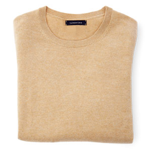 Lands' End Women's Classic Cashmere Crew-Neck Sweater Review