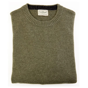 L.L.Bean Men's Cashmere Crewneck Sweater Review
