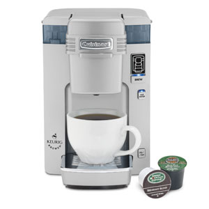Cuisinart Coffee Maker Meijer : Cuisinart Single Serve Brewing System Review