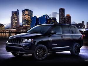 2012 Jeep Compass Latitude 4x4 Review