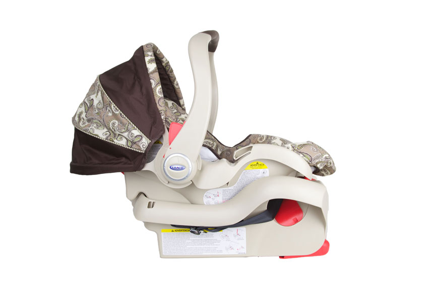 Graco Infant Safeseat Car Seat Review