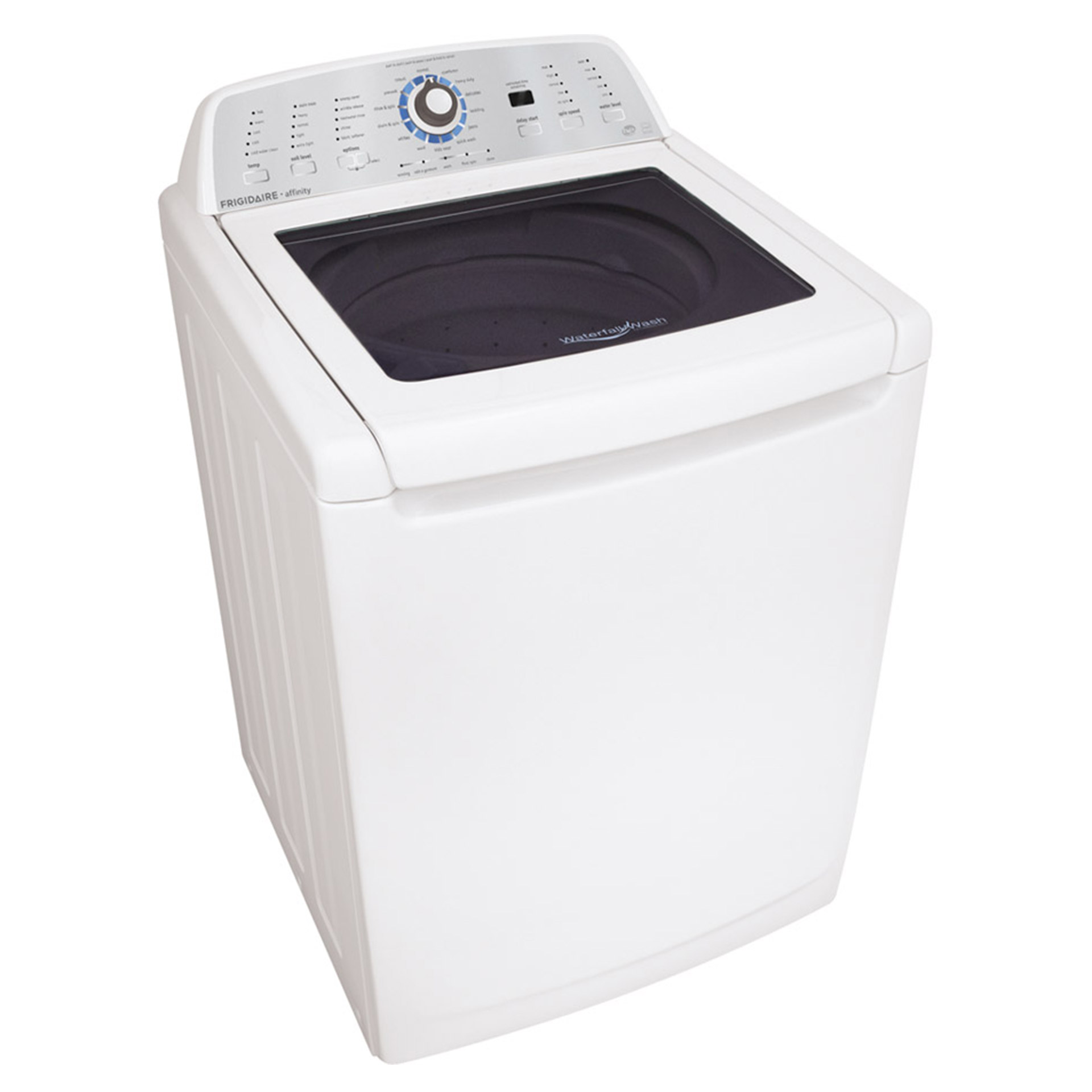 frigidaire 3 4 cu ft high efficiency top load washer fahe4044mw review. Black Bedroom Furniture Sets. Home Design Ideas