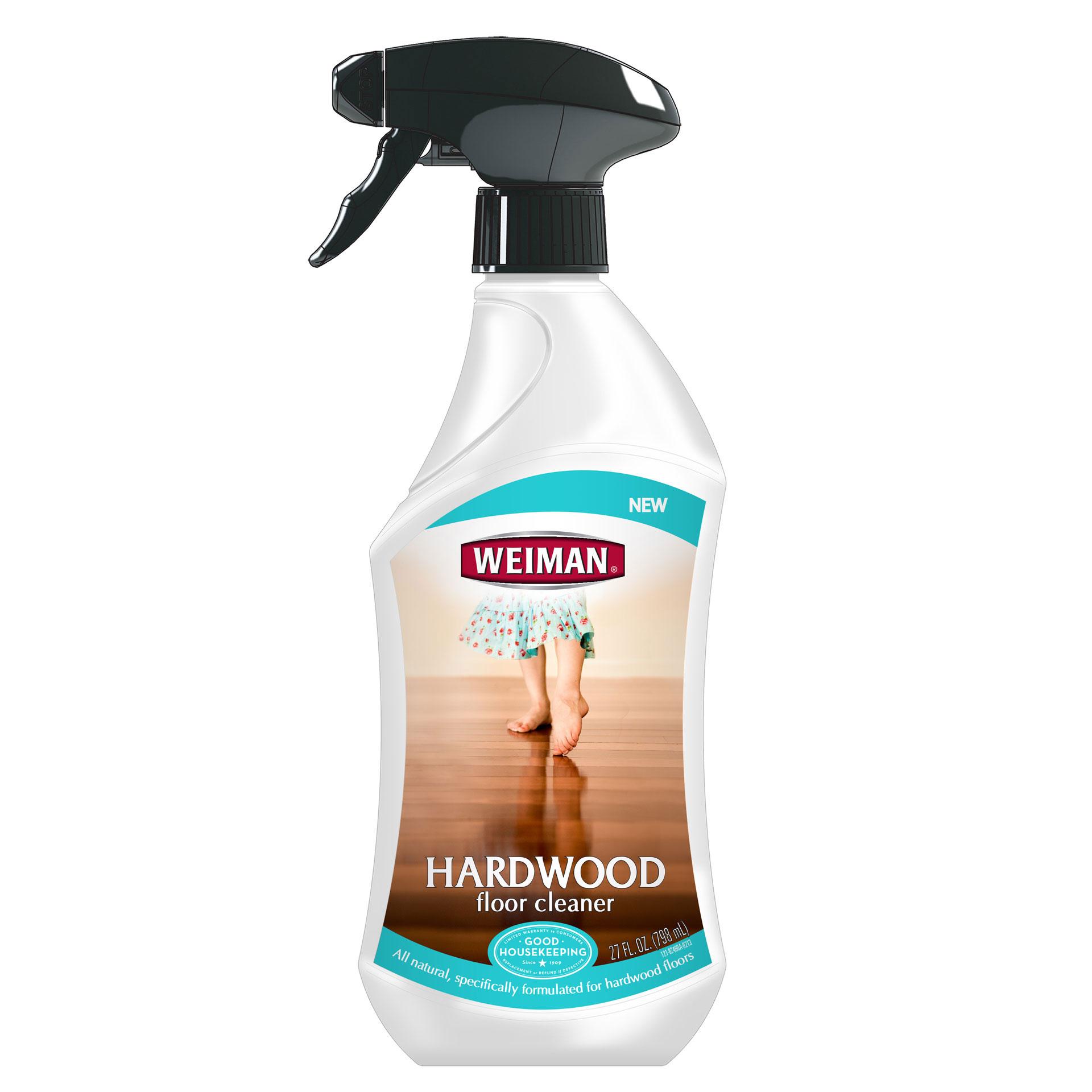 Weiman Hardwood Floor Cleaner Review