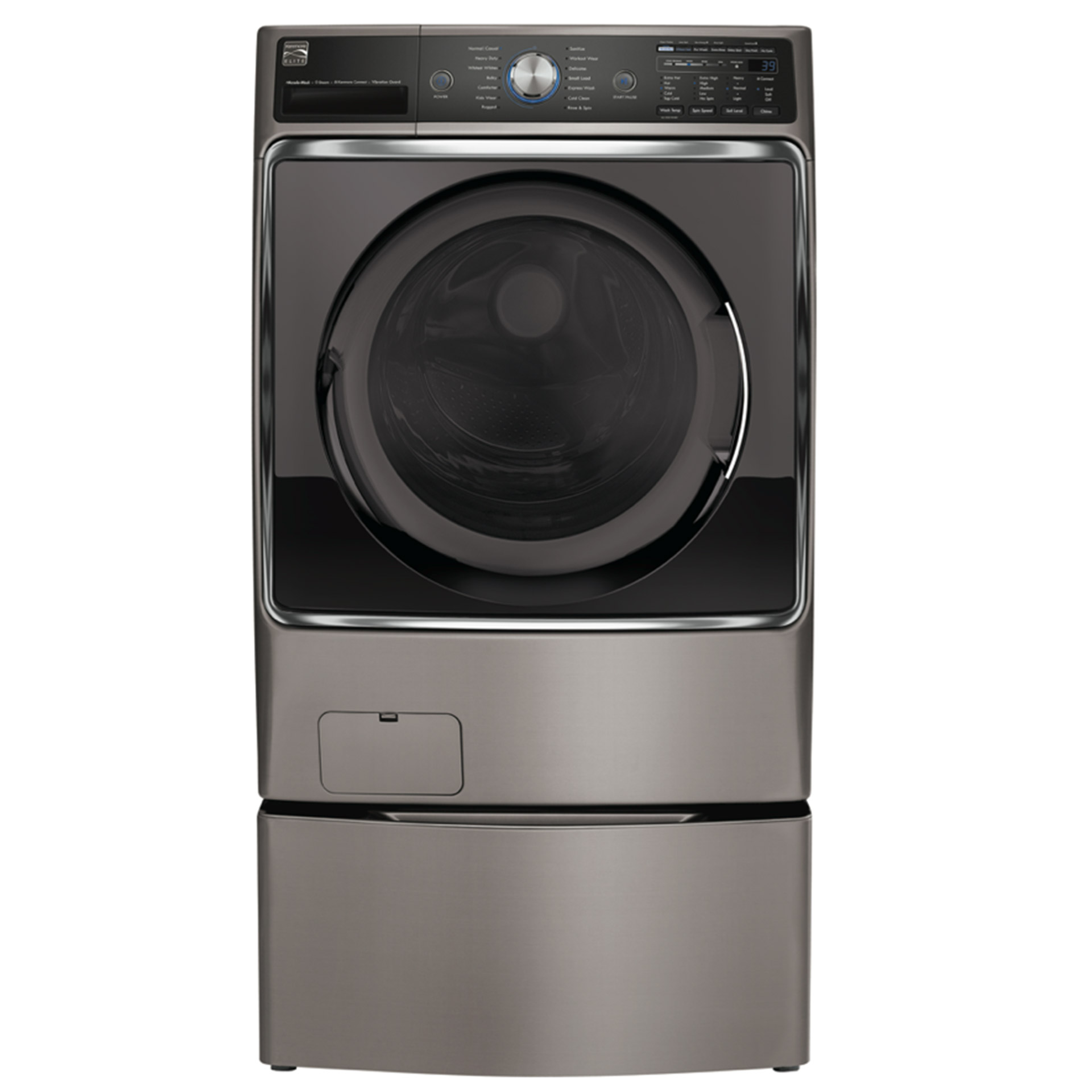Kenmore Elite 5 2 Cu Ft Front Load Washer 41073 Review