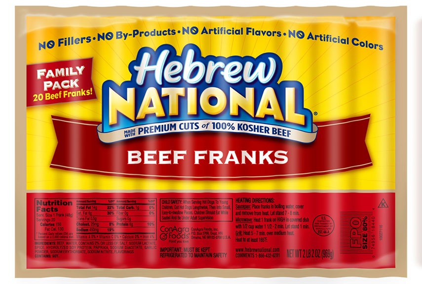 How Healthy Are Kosher Hot Dogs