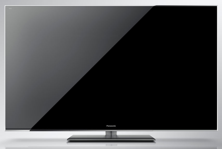 panasonic viera tc p55vt50 55 inch internet tv review. Black Bedroom Furniture Sets. Home Design Ideas