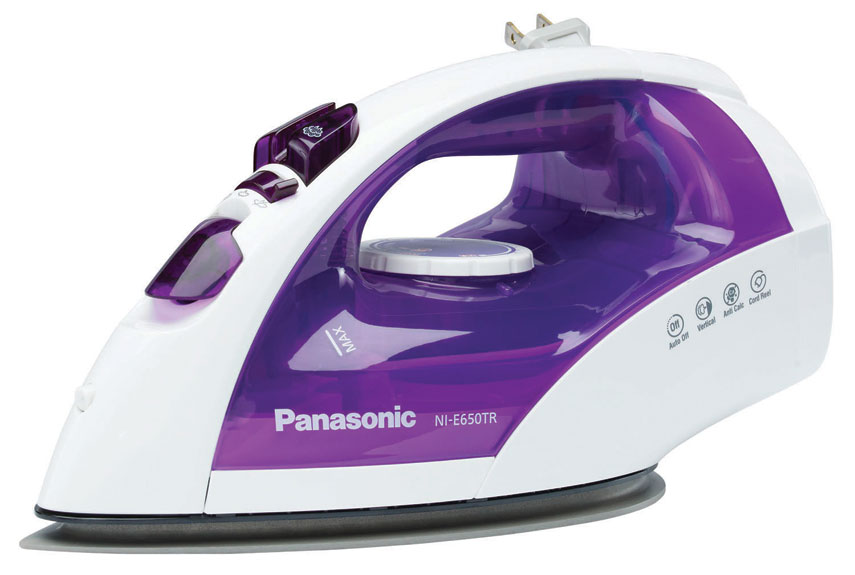 First Non Electric Steam Iron ~ Panasonic electric steam iron ni e tr review