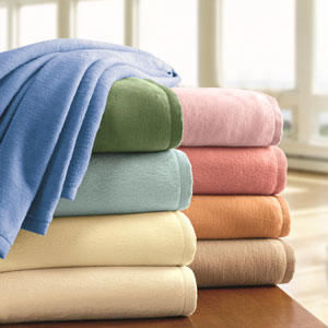 Cuddledown Cotton Fleece Blanket Review