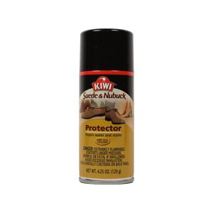 kiwi suede and nubuck protector spray review
