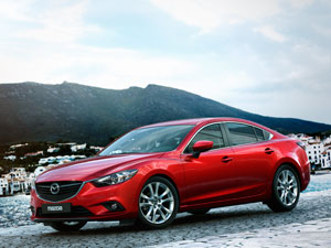Mazda I Grand Touring Review
