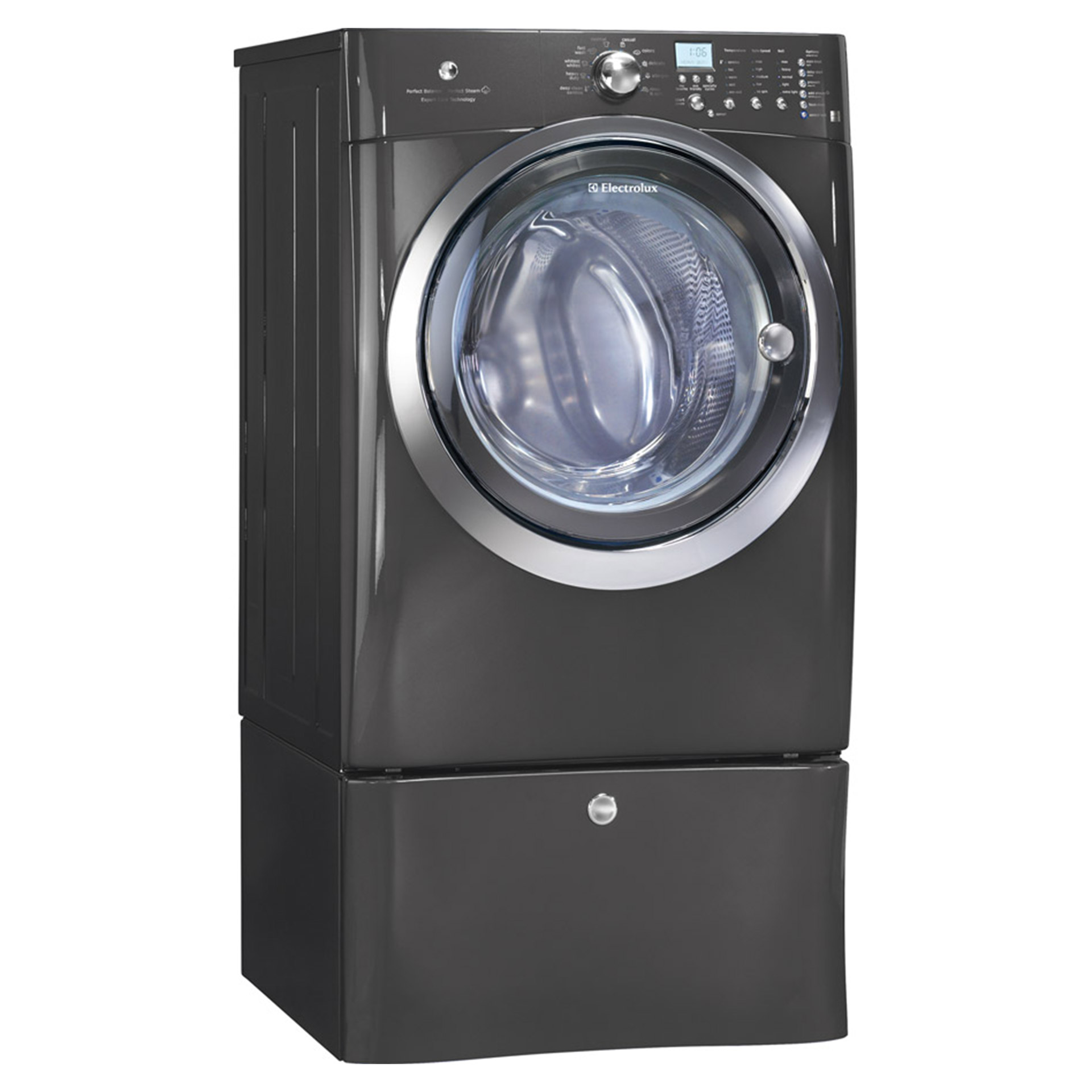 Electrolux 4 3 cu ft front load washer with iq touch Electrolux washer and dryer