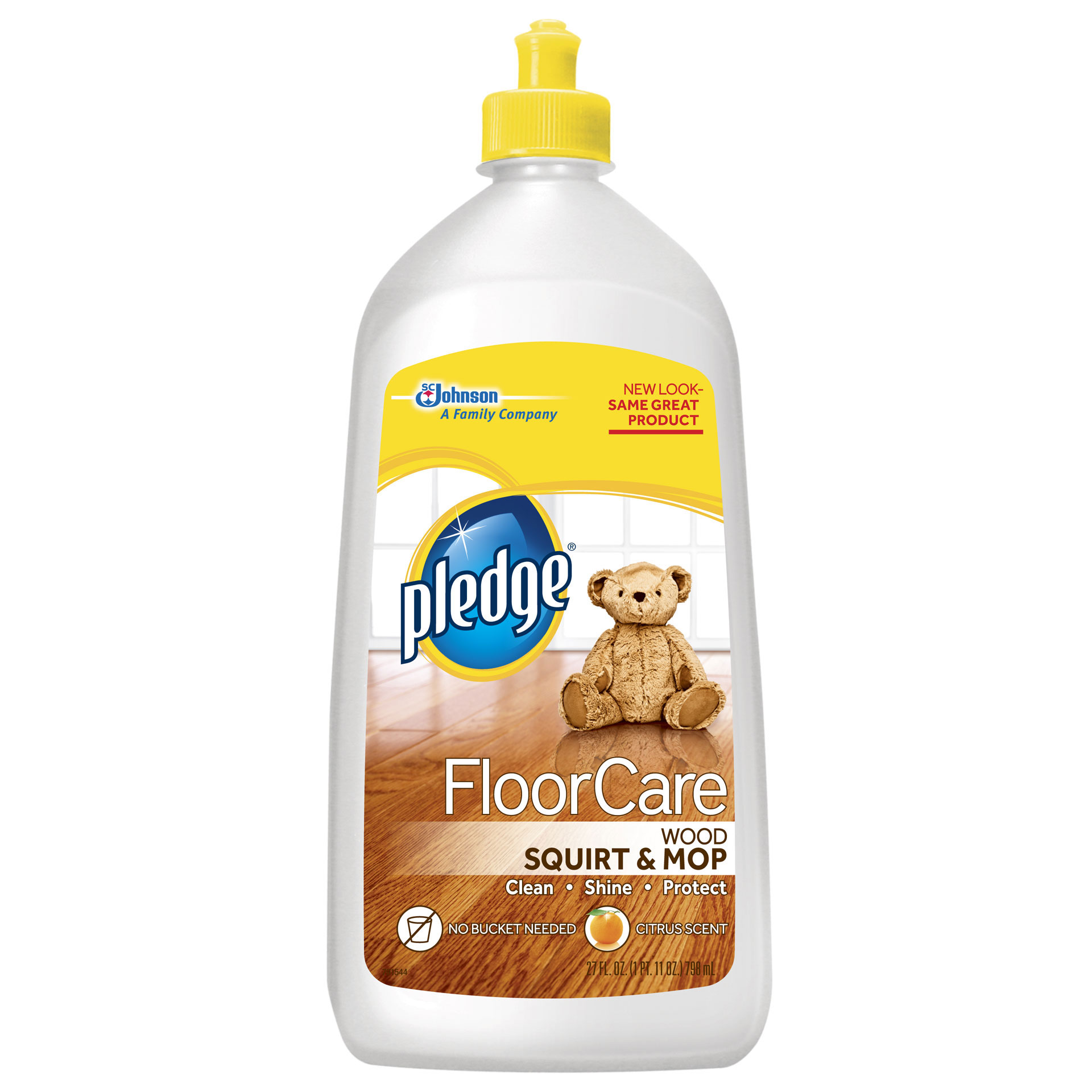 Pledge floorcare wood squirt and mop review for Floor cleaning