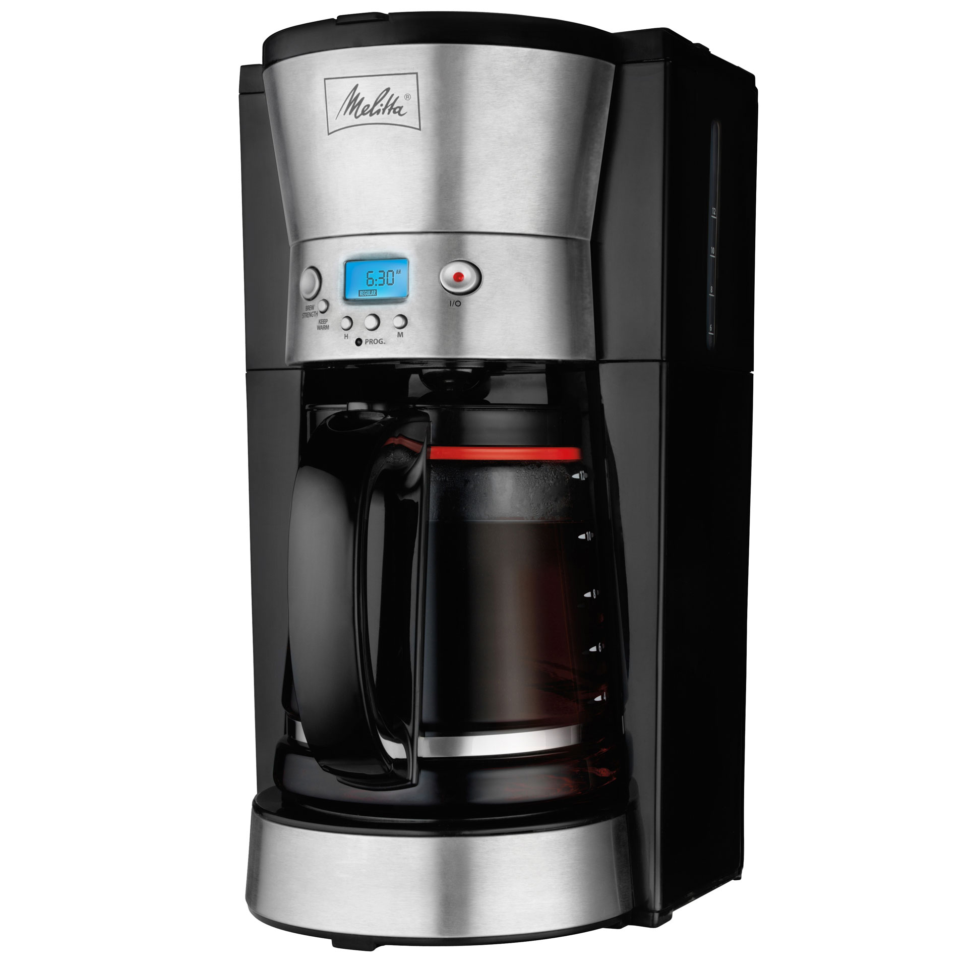melitta 12 cup coffeemaker 46893 review. Black Bedroom Furniture Sets. Home Design Ideas