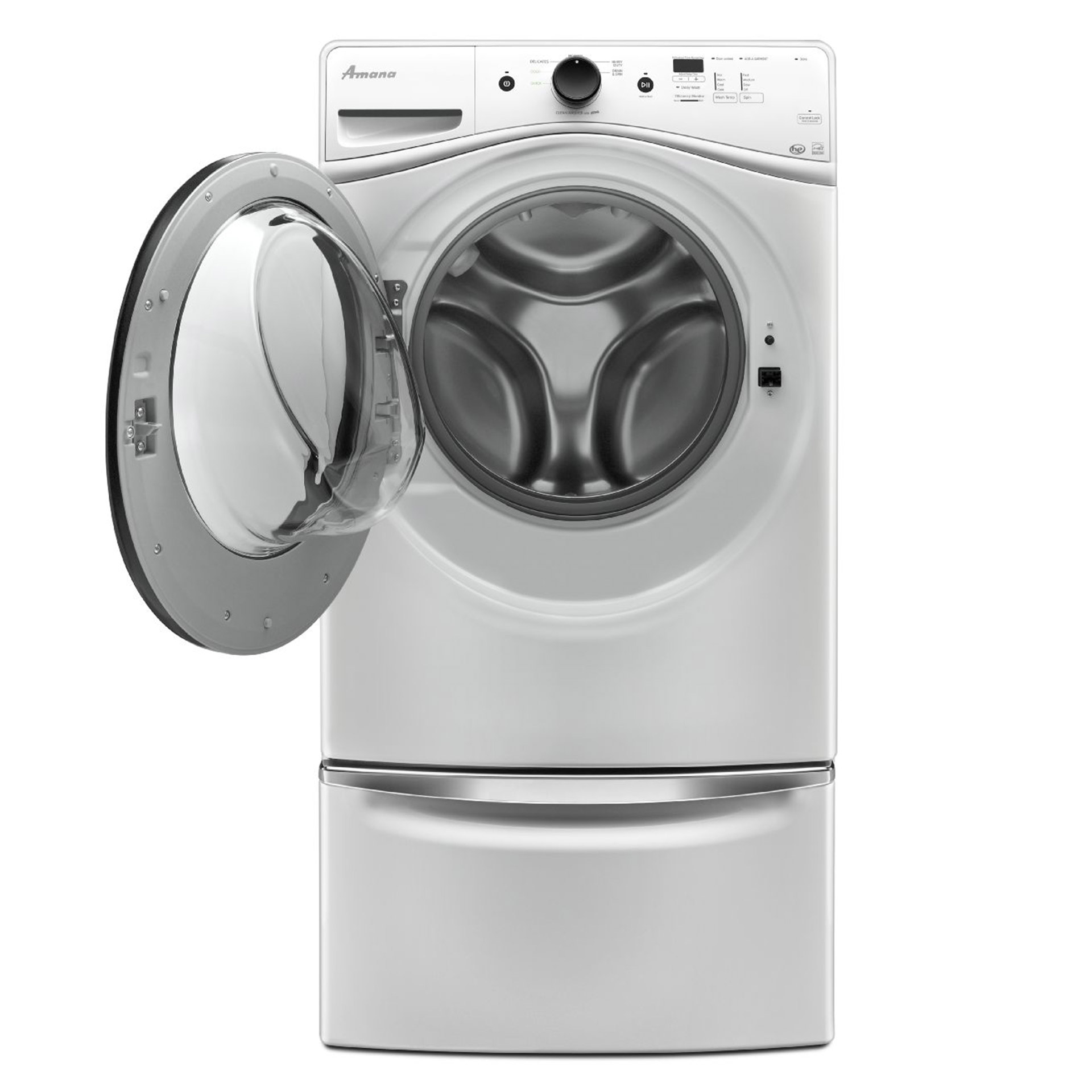 amana washing machine problems