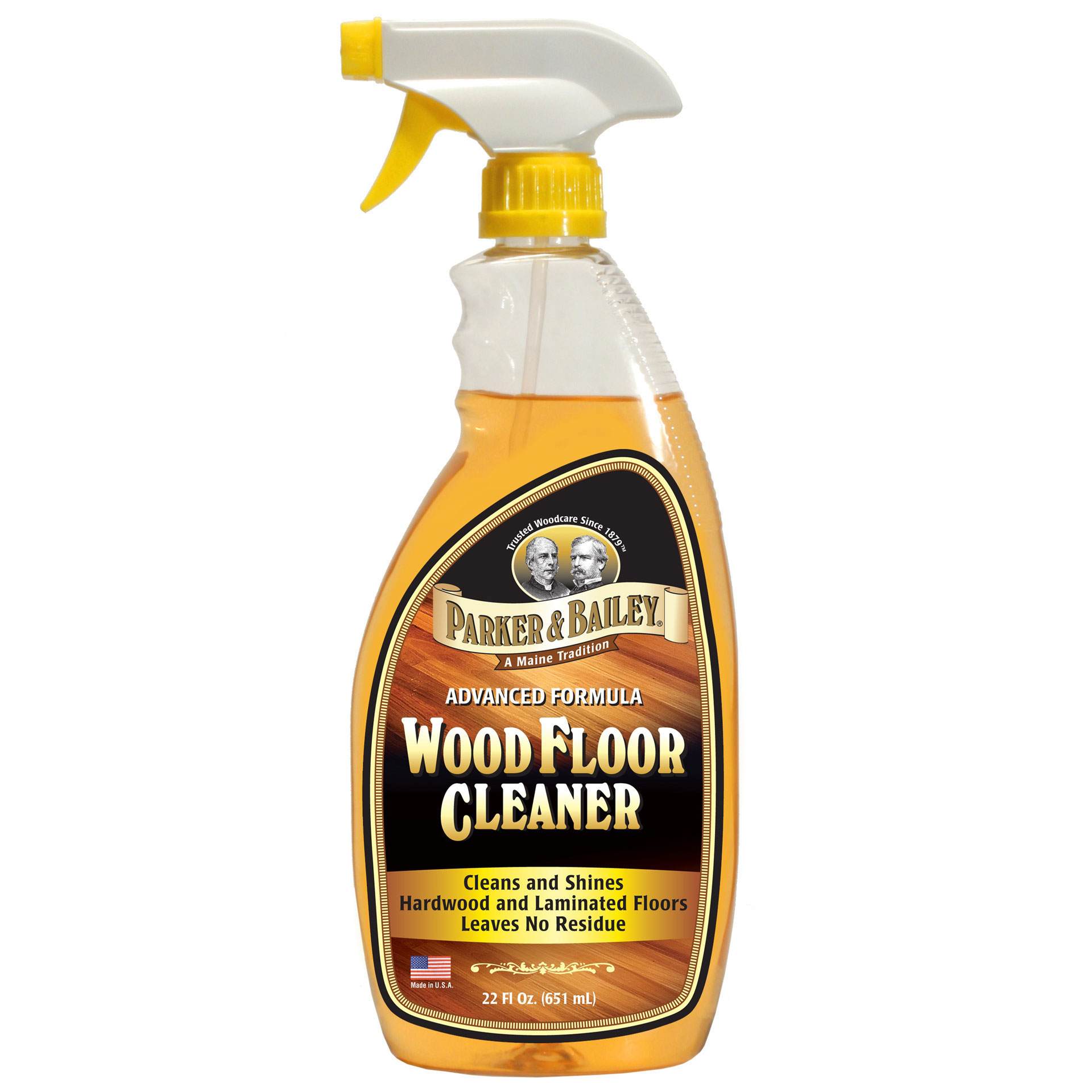 Parker bailey wood floor cleaner review for Hardwood floor cleaner