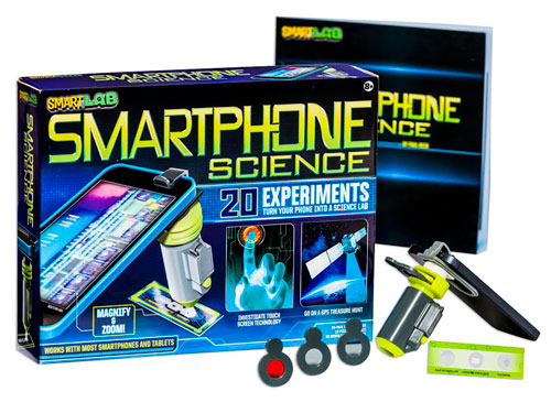 Best Smart Toys For Kids Reviewed : Smartlab toys smartphone science review