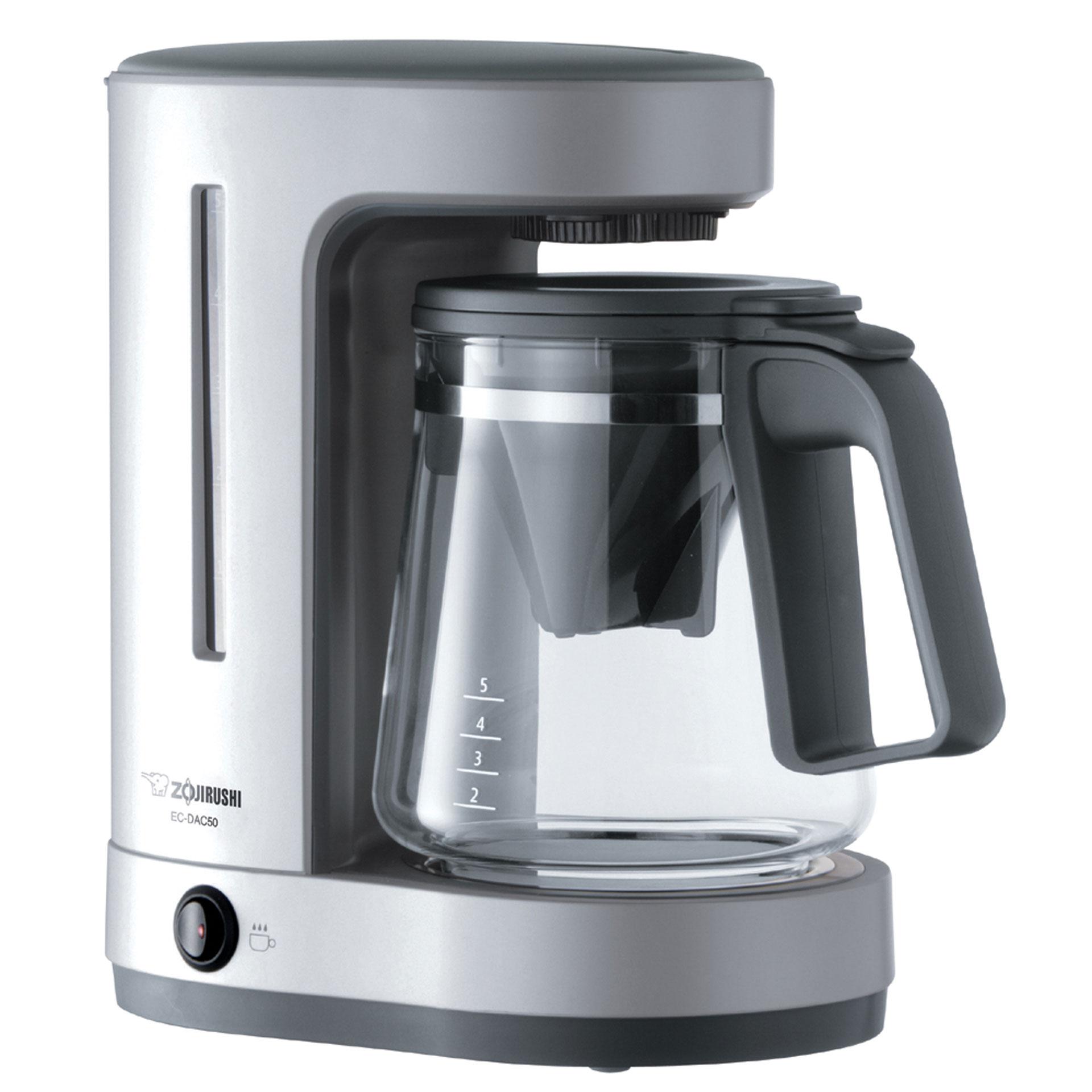 Zojirushi Coffee Maker Cleaning : Zojirushi ZUTTO Coffee Maker #EC-DAC50 Review