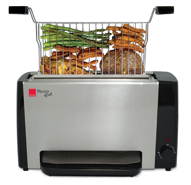 Ronco ready grill rg1001blgen review for Ab salon equipment reviews