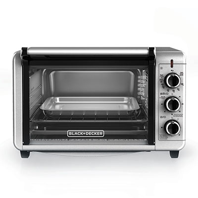 Black And Decker Convection Countertop Oven To3210ssd