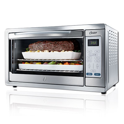 Countertop Convection Oven Ratings : Oster Extra Large Countertop Oven #TSSTTVXLDG-001 Review