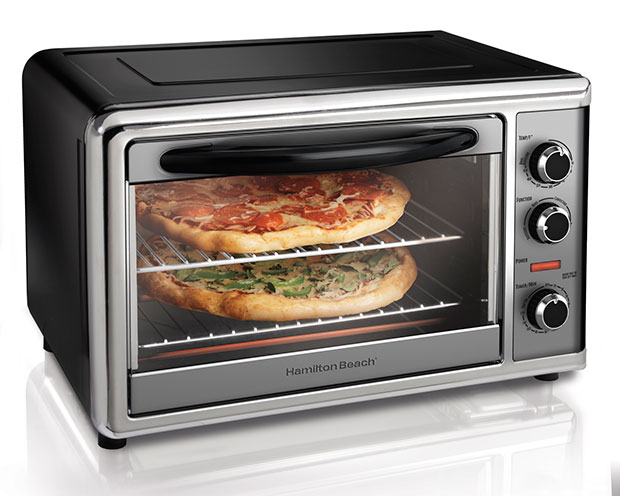 Hamilton Beach Countertop Oven With Rotisserie 31104 Review