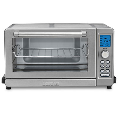 Microwave Reviews Share Cuisinart Deluxe Convection Toaster Oven