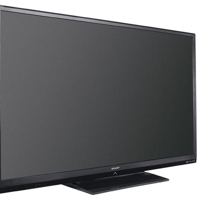 sharp 55 inch tv. sharp aquos lc 52le640u 52 inch internet tv 55 u
