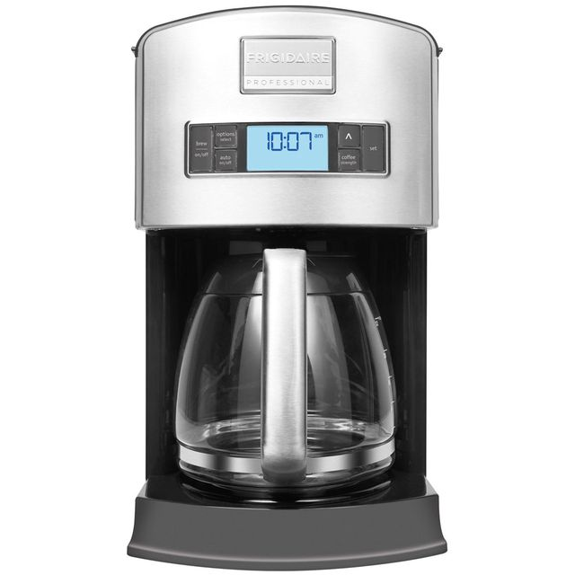 frigidaire 12cup drip coffee maker fpdc12d7ms - Coffee Brewer