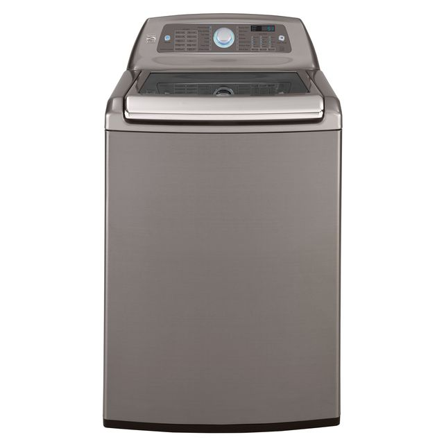 kenmore elite washer and dryer top load. kenmore elite 4.7 cu. ft. high-efficiency top-load washer #31523 and dryer top load
