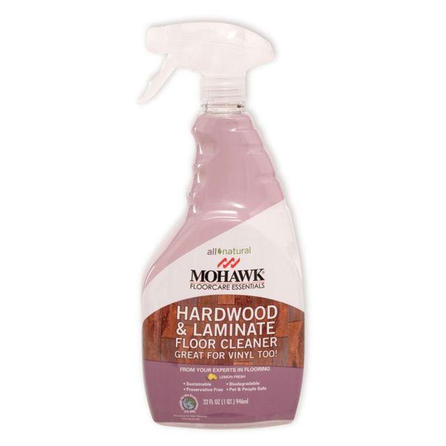 mohawk hardwood & laminate floor cleaner review