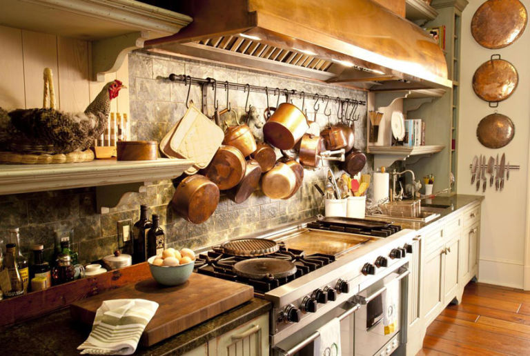 I Love A Cozy Kitchen