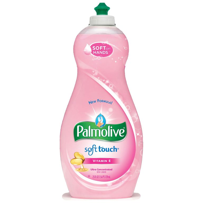 palmolive soft touch vitamin e review