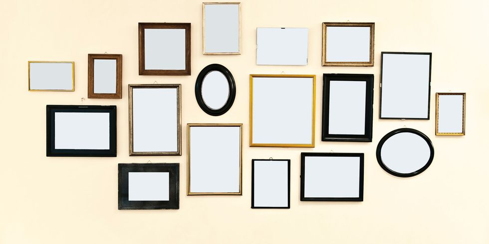 how to hang art - tips for hanging artwork