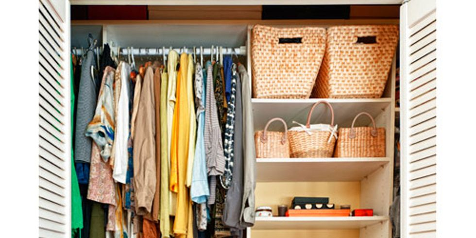 Maximize Storage Space closet storage - storage solutions