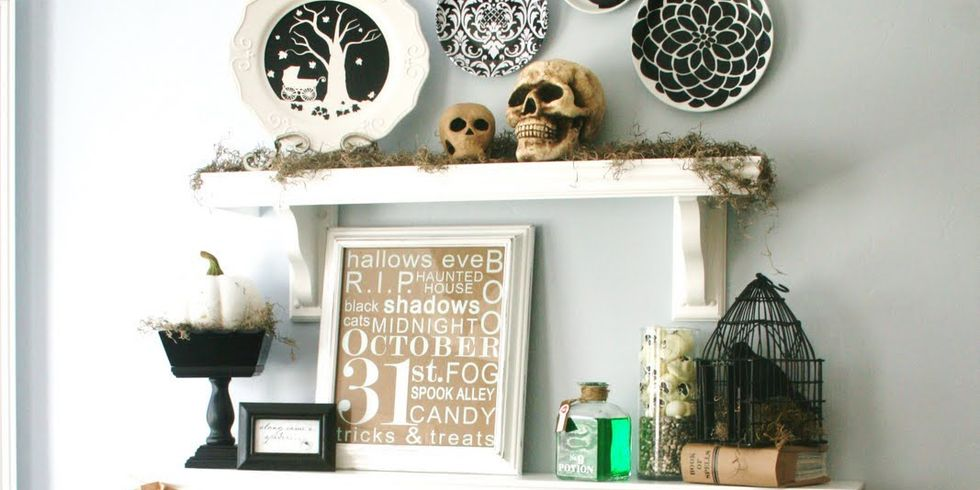 simple images of rustic halloween decor cozy simple rustic halloween elegant halloween decor with elegant halloween decorations - Elegant Halloween Decor