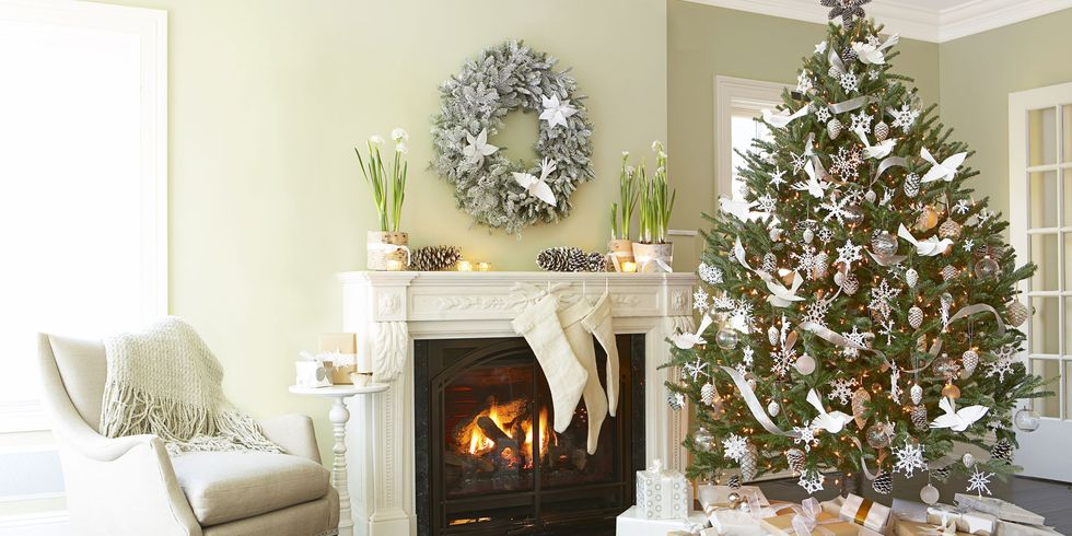 Christmas Themes For Decorating christmas decoration themes - home design