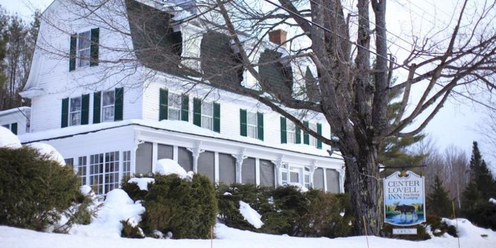 """essay contest maine inn The tragedy and love story behind maine's win-an-inn essay contest  """"the essay contest felt like a good idea for a lot of reasons,"""" she says."""