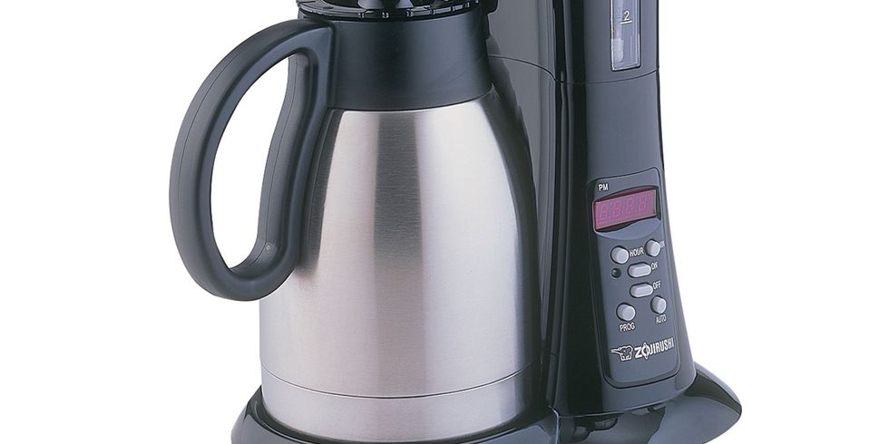 Zojirushi Fresh Brew Stainless Steel Thermal Carafe Coffee Maker Ec Bd15 Review
