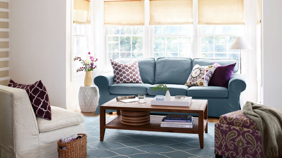 Living Room Rules Keep The Space Guest Ready With These Genius Ideas