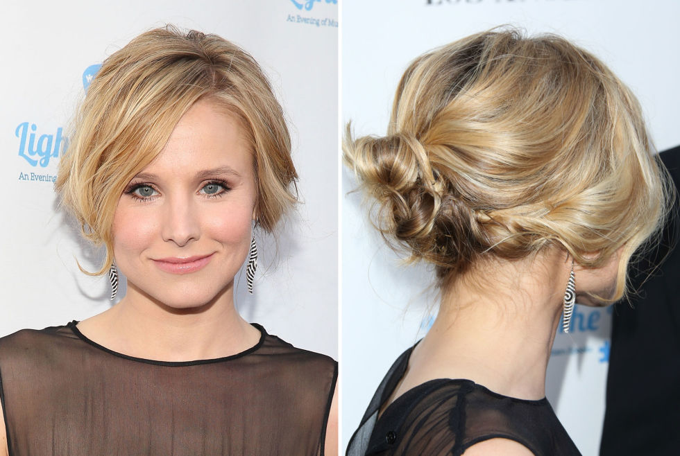 Peachy Guest Hairstyles For Every Kind Of Wedding Wedding Guest Hairstyles Short Hairstyles Gunalazisus