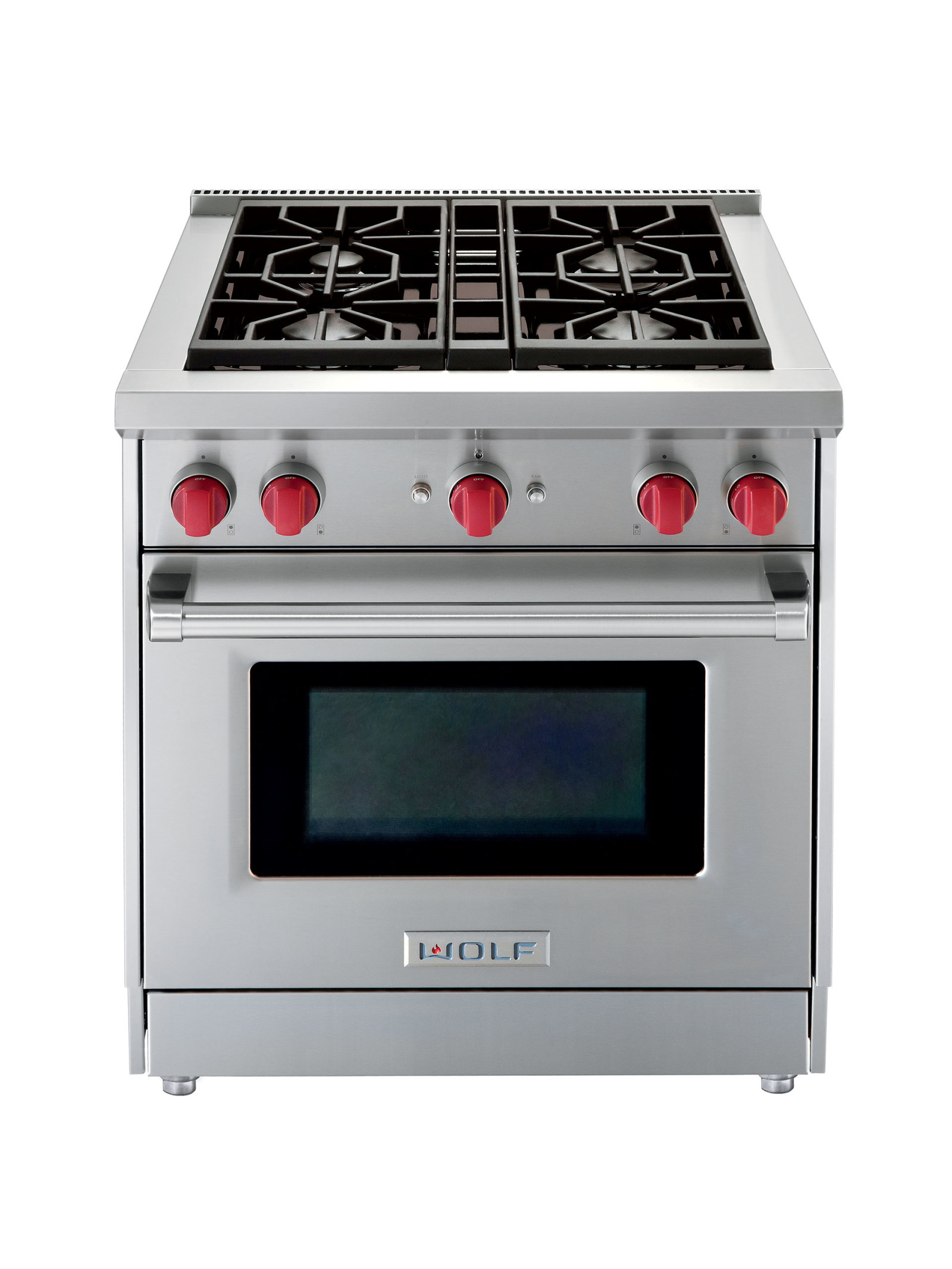 Wolf 30 Gas Range Model Gr304 Review